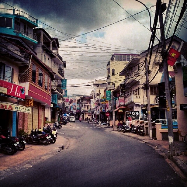 Dalat, Vietnam. Image (c) 2014 Benjamin J Spencer