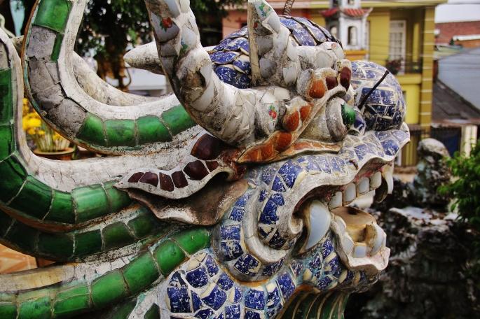 Linh Quang Pagoda. Image (c) 2014 Stacy Libokmeto
