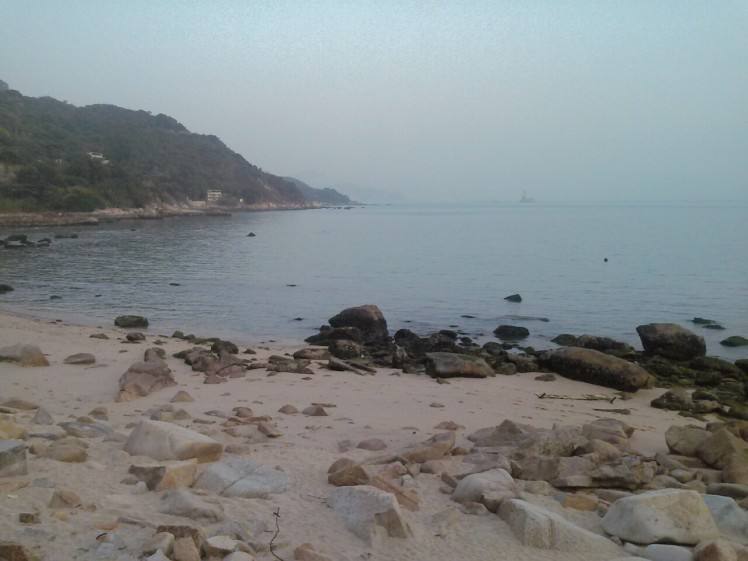 Silvermine Bay Beach